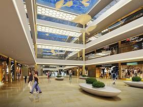 现代商场案例展示
