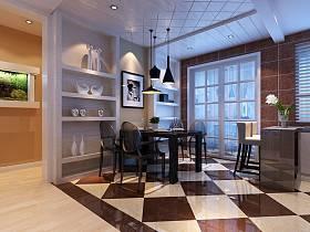 现代简约现代简约简约风格现代简约风格餐厅吊顶效果图
