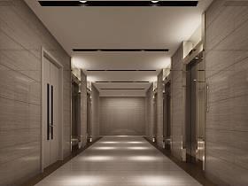 现代现代风格商场装修图