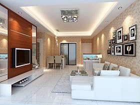 现代简约现代简约简约风格现代简约风格客厅吊顶设计方案