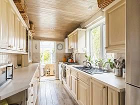 厨房跃层案例展示