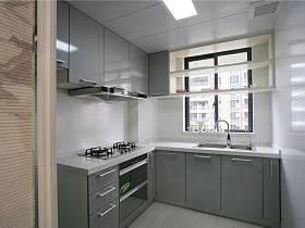 現代廚房設計方案
