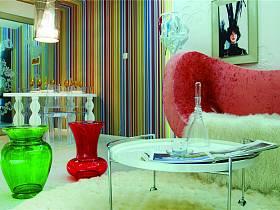現代客廳裝修案例
