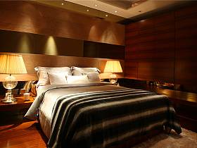 現代臥室三室兩廳兩衛圖片