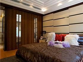 欧式卧室衣柜卧室衣柜装修图