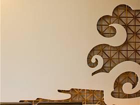 現代餐廳三室兩廳兩衛設計案例展示