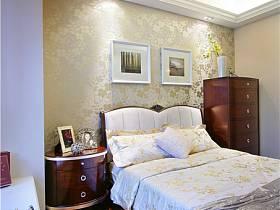 簡歐臥室設計案例