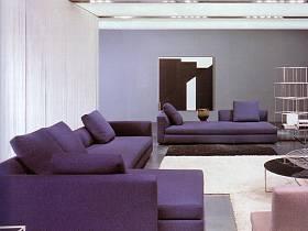 現代客廳沙發客廳沙發案例展示