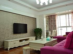 韩式客厅装修效果展示