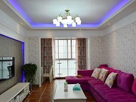 韩式客厅装修图