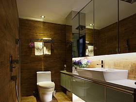 卫生间设计案例展示