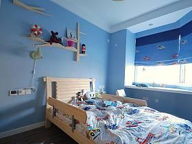 田园韩式田园风格儿童房设计案例展示
