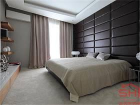 现代卧室设计方案