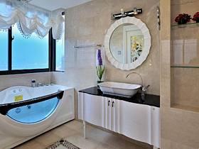 新古典卫生间卫浴设计案例