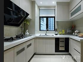 現代廚房裝修案例