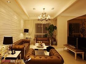 客厅沙发客厅吊灯效果图