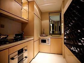后现代现代现代风格后现代风格厨房装修图