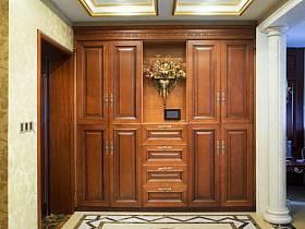 欧式别墅走廊过道设计案例展示