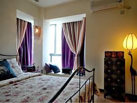 中式中式风格卧室效果图