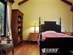 地中海卧室跃层设计案例