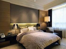现代现代风格卧室装修图