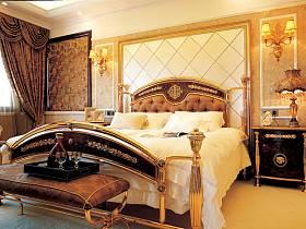 欧式欧式风格卧室设计图