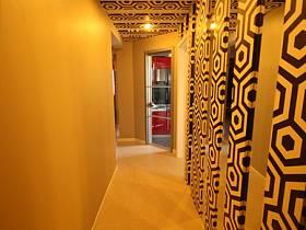 现代过道单身公寓装修效果展示