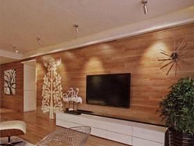 简约客厅设计图