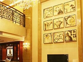 欧式客厅电视背景墙图片