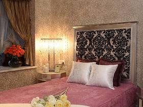 欧式卧室单身公寓设计案例