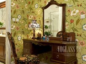欧式卧室别墅梳妆台妆台装修图