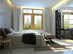简约简约风格卧室设计案例展示