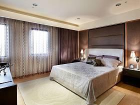 现代卧室三室两厅两卫案例展示