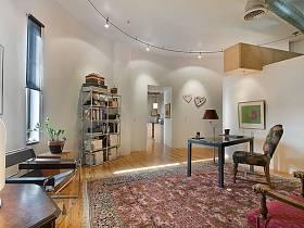 混搭客厅吊顶设计方案