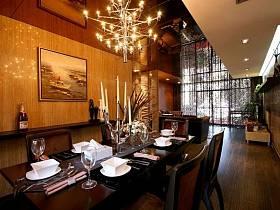 混搭餐厅设计案例展示