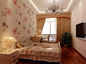 欧式卧室收纳装修案例