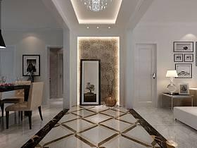 现代现代风格走廊过道装修案例
