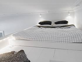 北欧卧室设计图