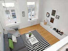 北欧客厅设计案例