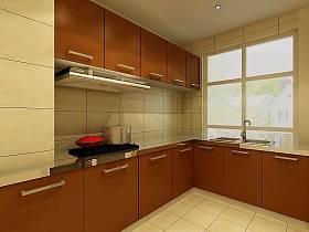 简约厨房装修效果展示