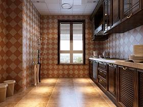 欧式厨房设计案例