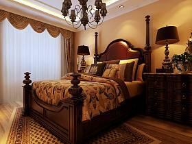 欧式卧室设计图