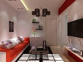地中海地中海风格客厅案例展示