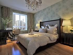 卧室100平米设计案例