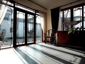 中式大廳設計案例