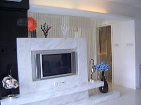 客厅电视墙装修效果展示