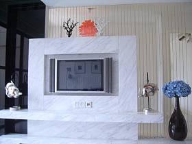 简约电视墙设计案例