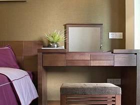 中式中式風格臥室梳妝臺妝臺案例展示