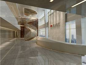 現代現代風格大廳設計圖