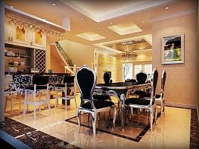 新古典古典新古典風格古典風格餐廳案例展示